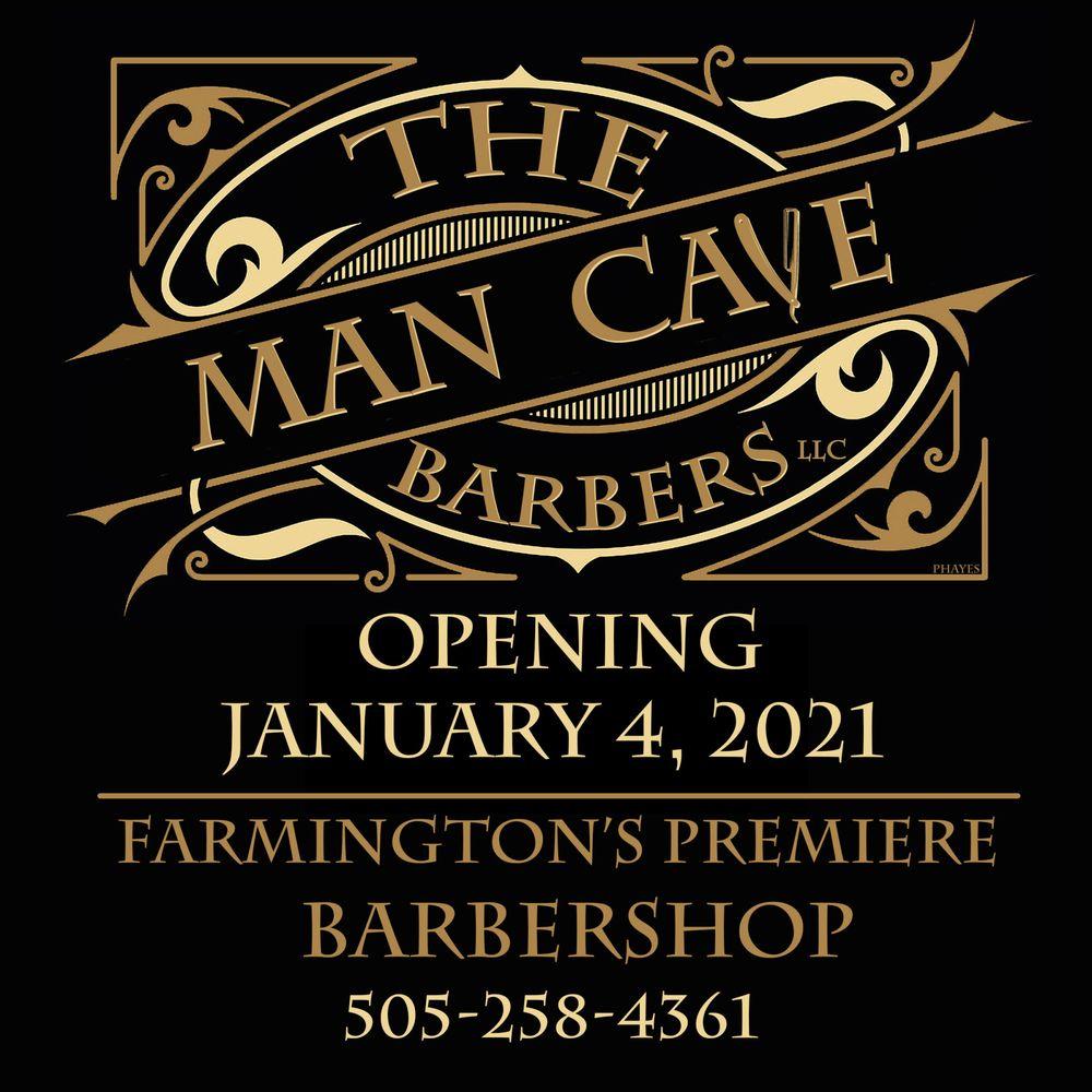 The Man Cave Barbers: 5170 College Blvd, Farmington, NM