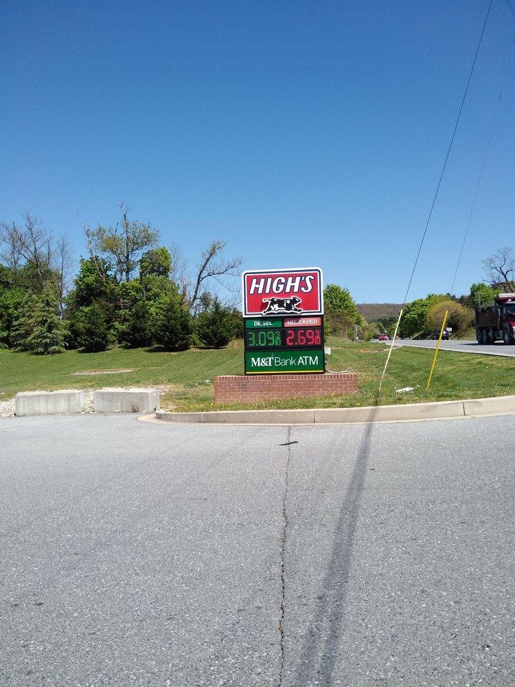 High's Dairy Store: 22550 Jefferson Blvd, Smithsburg, MD