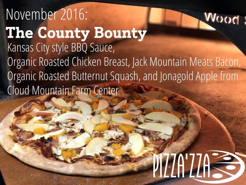 Pizza'zza Mobile: Bellingham, WA