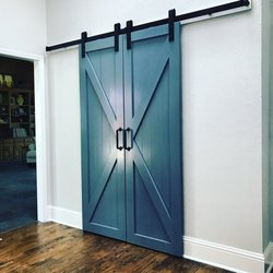 Photo of Dallas Door Designs - Dallas TX United States. Painted Pantry Barn : dallas doors - pezcame.com