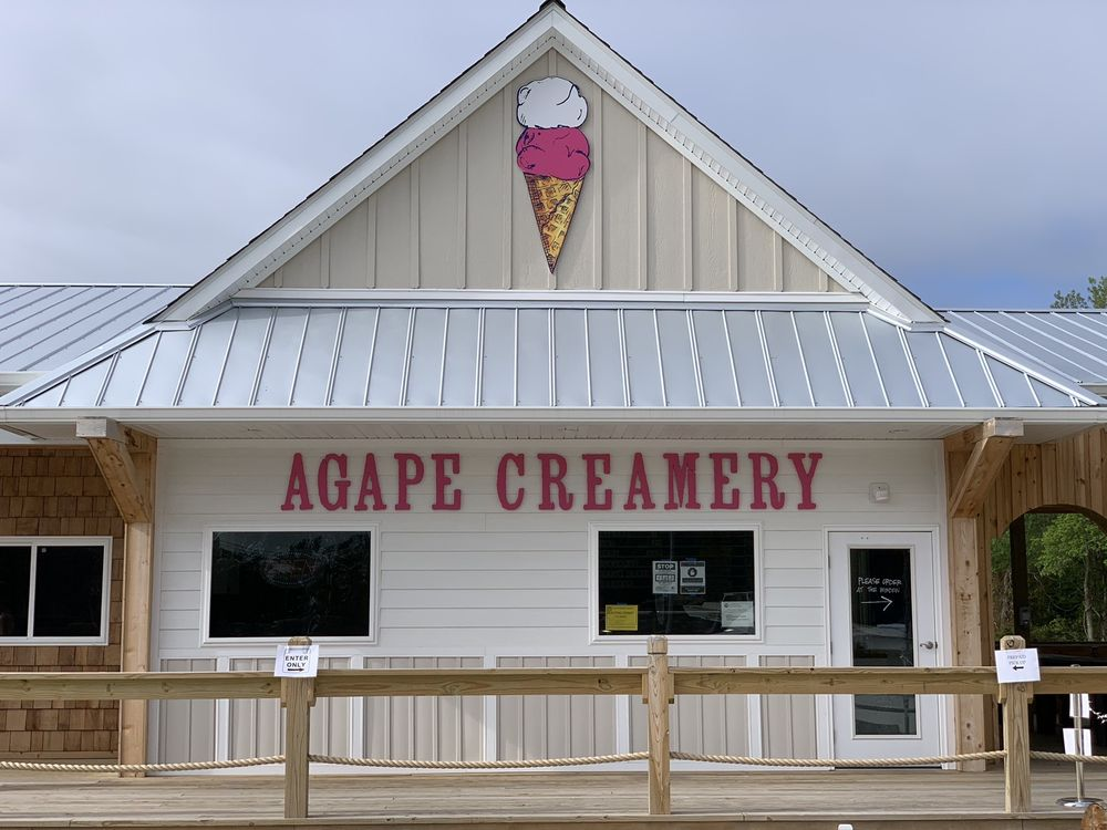 Agape Creamery: 35287 Atlantic Ave, Millville, DE