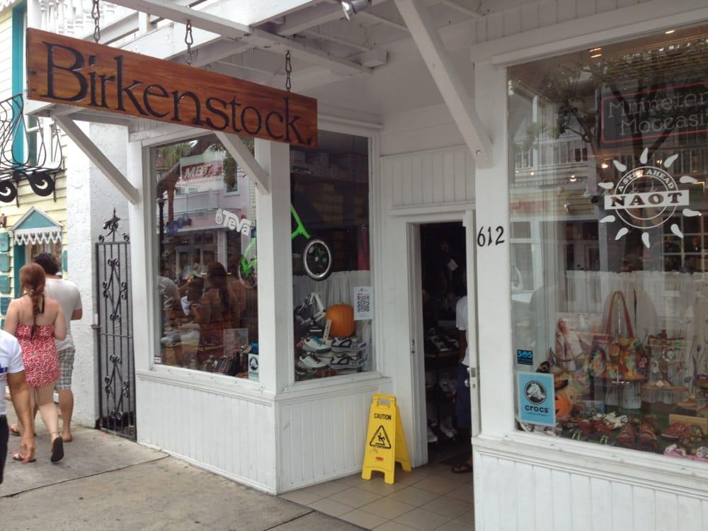 Birkenstock Of Old Town: 612 Duval St, Key West, FL