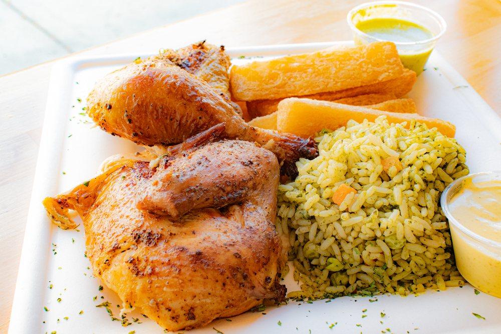 Chopo Chicken