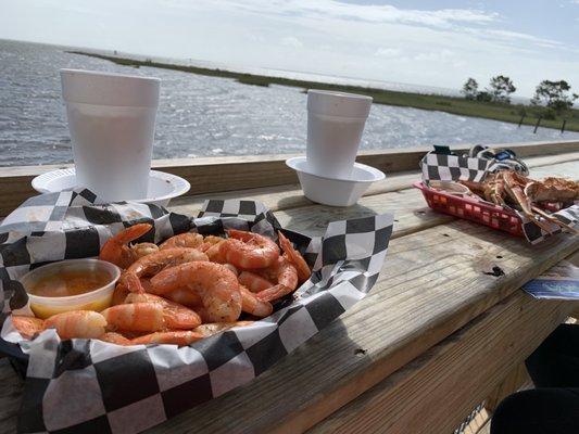 Lynn's Quality Oysters near St. George Island in St. George Island, FL