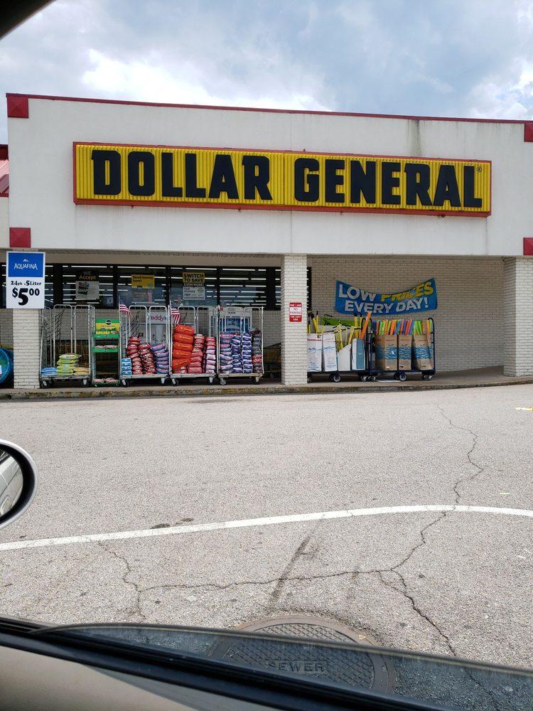 Dollar General Store: 27 Park Rd, Pleasant Grove, AL