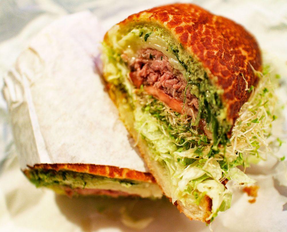 Picnicky's Sandwich Shop: 3833 Sonoma Blvd, Vallejo, CA