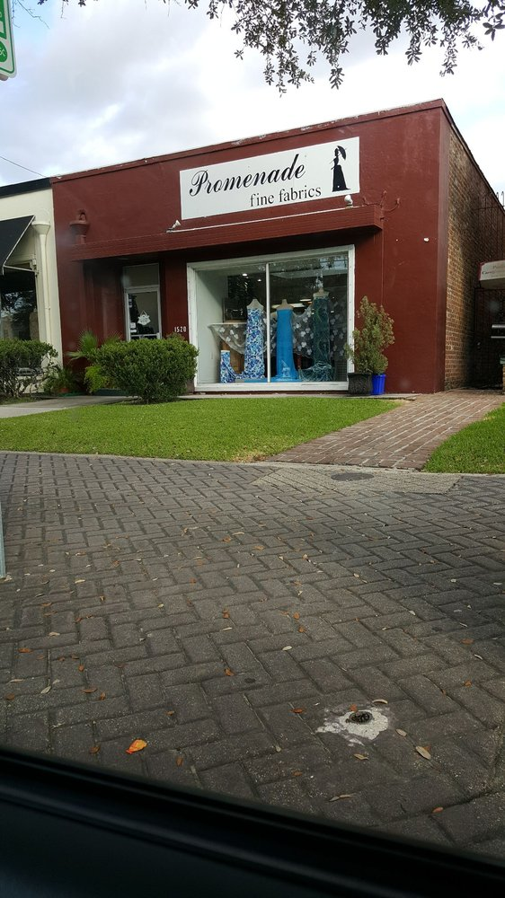Promenade Fine Fabrics