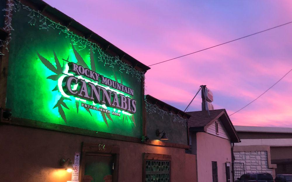 Rocky Mountain Cannabis - Trinidad: 614 Arizona Ave, Trinidad, CO