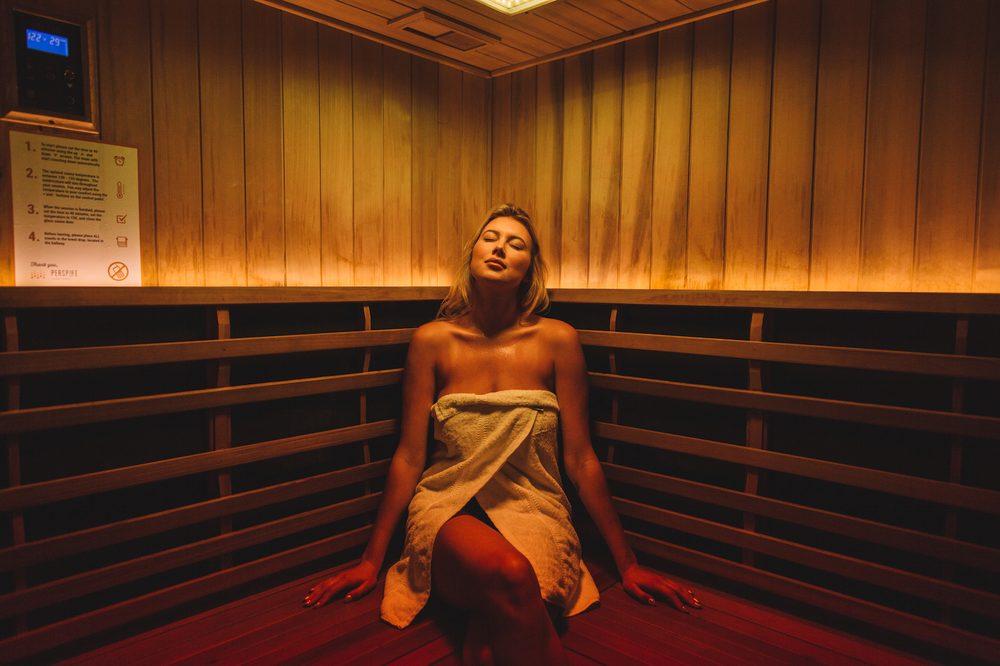 Perspire Sauna Studio - Westlake: 3300 Bee Caves Rd, Austin, TX