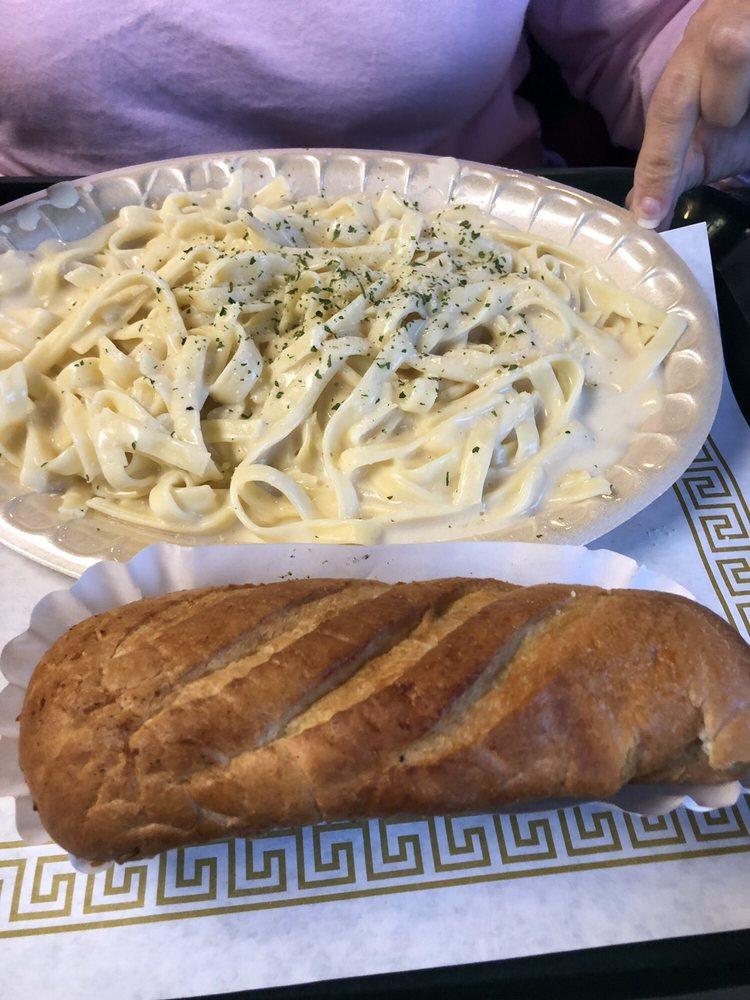Raphael's Italian Restaurant: 405 Main Ave S, Fayetteville, TN