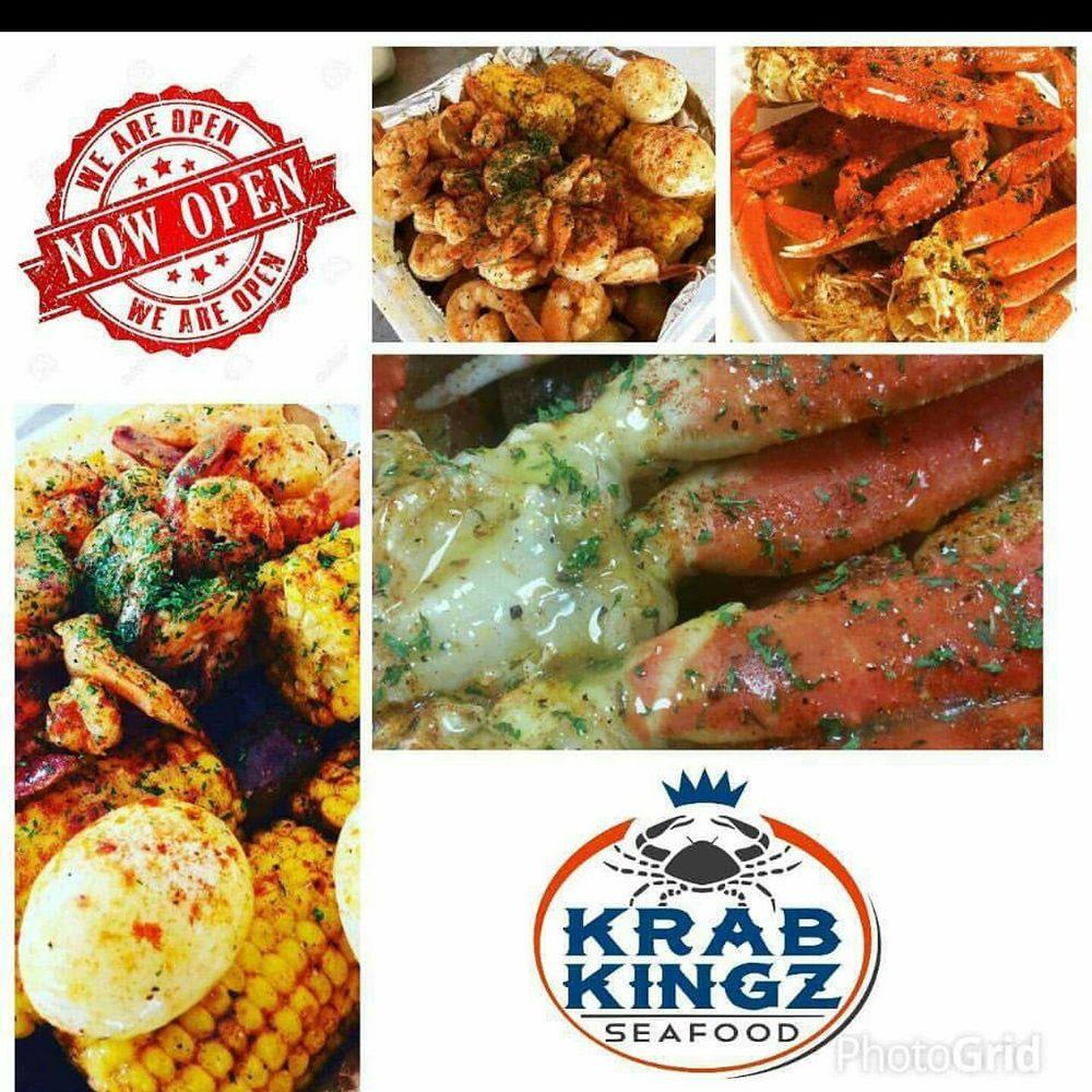 Krab Kingz - 58 Photos & 35 Reviews - Seafood - 4001 Ft Hood St ...