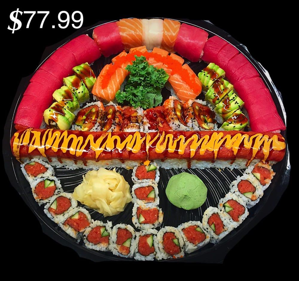 Yi Sushi: 266 Broadway, Bayonne, NJ