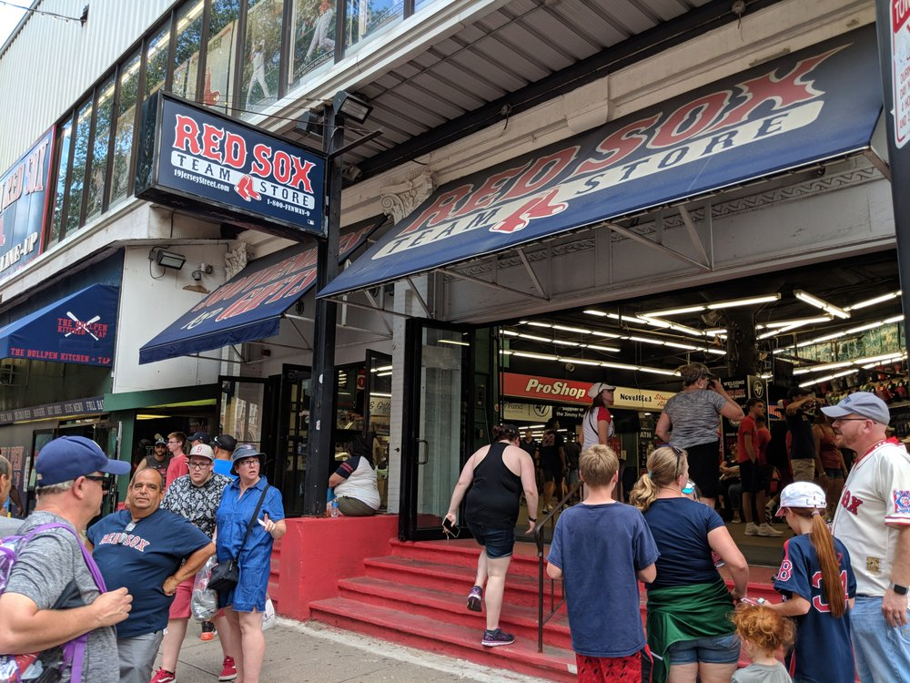 Red Sox Team Store