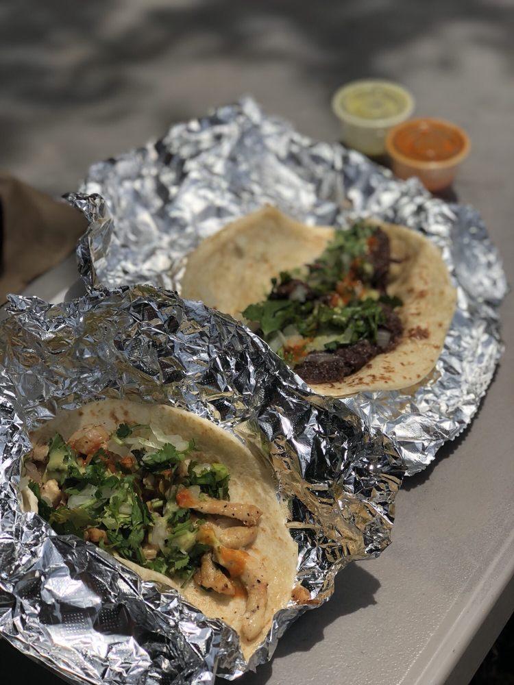 Sylvia's Tacos: 841 N Main St, Salado, TX