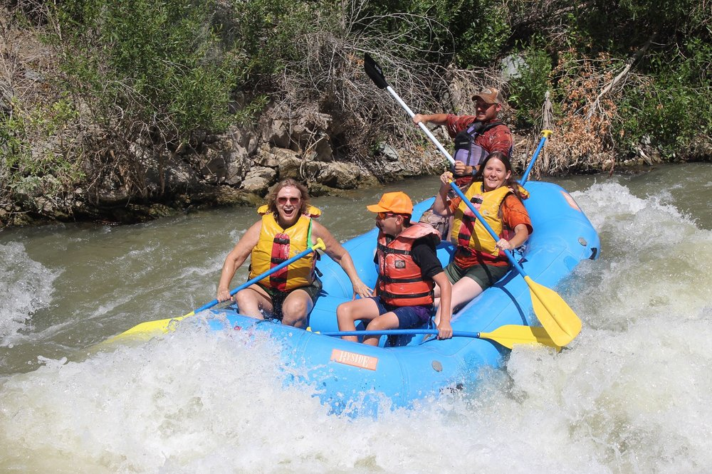 Always Rafting: 2540 W Deer Creek Rd, Marysvale, UT