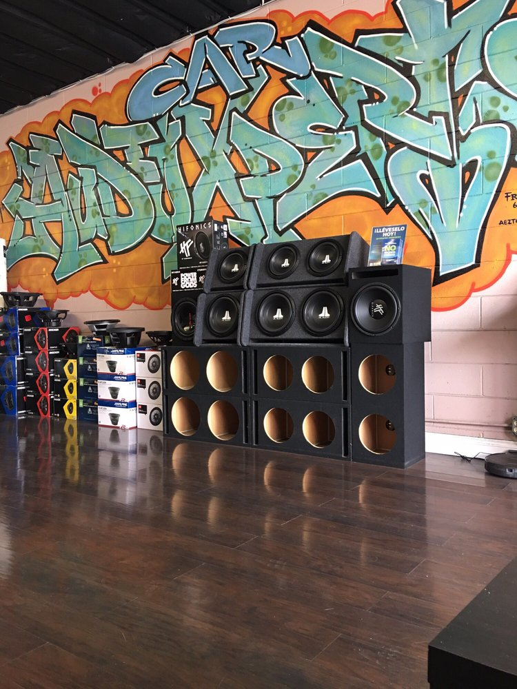 Car Audio Xperts: 1057 N Hacienda Blvd, La Puente, CA