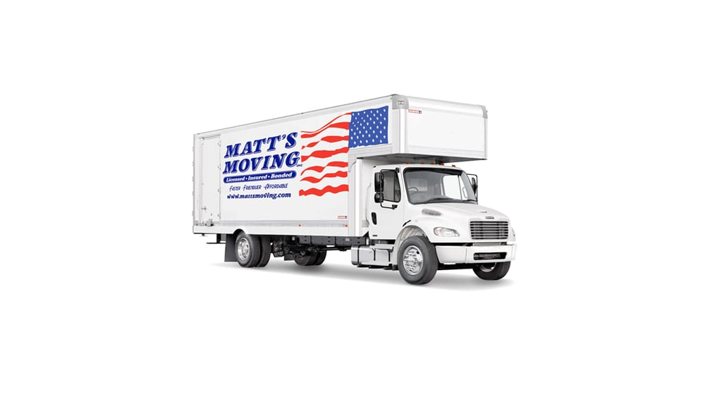 Matt's Moving