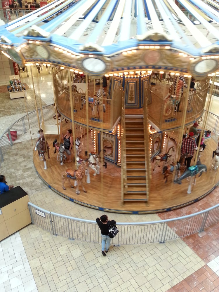 Fairfield Auto Mall >> Double decker merry go round. - Yelp