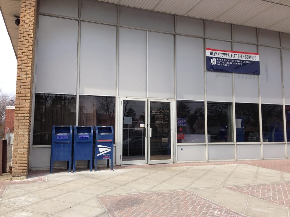 US Post Office: 180 Gardiners Ave, Levittown, NY