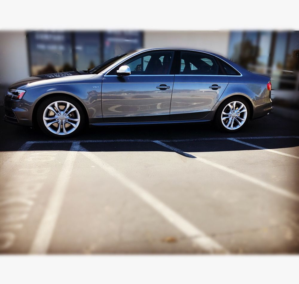 Audi Bay Area >> My Audi S4 Exterior Forgot What My True Car Color Was Looks