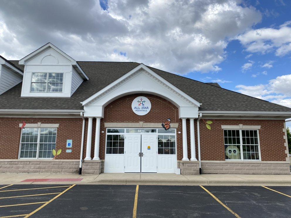 All Star Pediatrics: 6410 Joliet Rd, Countryside, IL