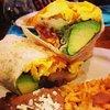 California Breakfast Burrito