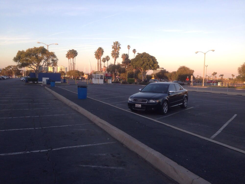 Parking yelp for Marina del rey fishing report