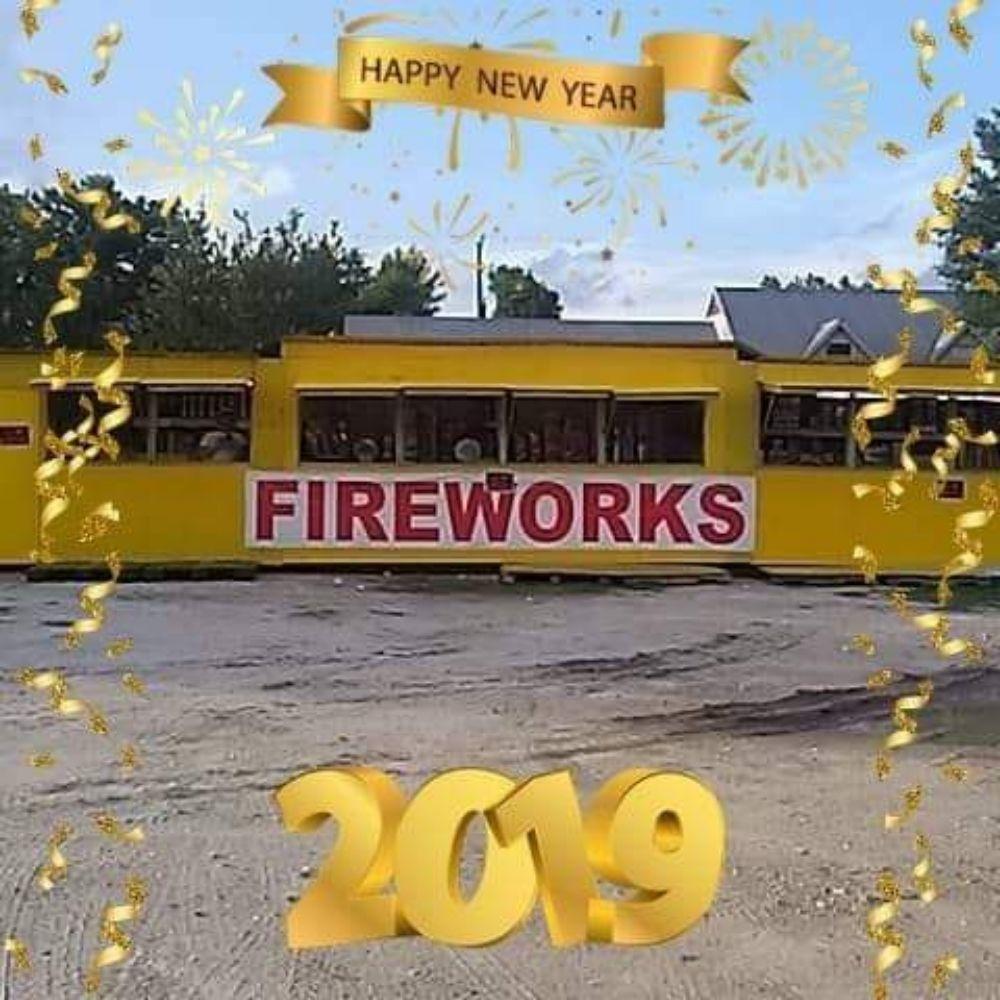 Sparkling Penguin Fireworks: 1430 Trammel-Fresno Rd, Fresno, TX