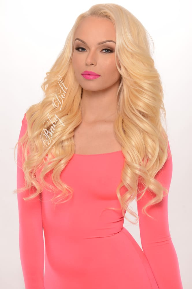 Baby Doll Luxury Hair Closed Hair Extensions 2150 E S St Long