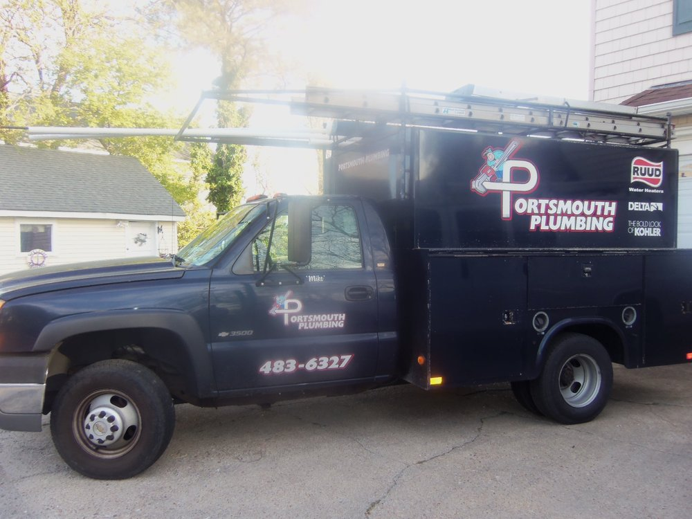 Portsmouth Plumbing Services