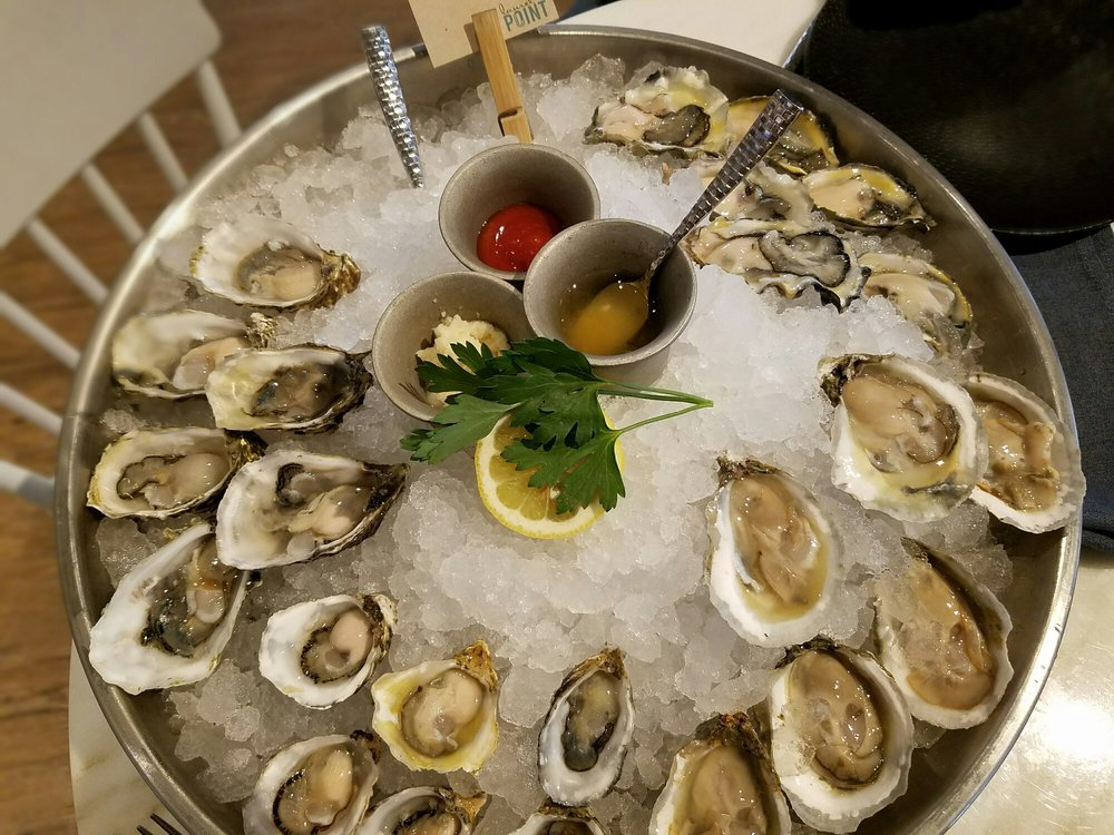 $1 oysters and clams - Yelp
