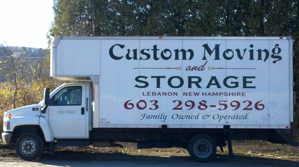 Custom Moving Amp Storage Movers 41 Interchange Dr West