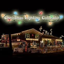 photo of christmas lighting colorado denver co united states christmas lighting colorado
