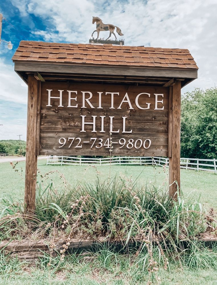Heritage Hill Equestrian Center: 8882 County Road 392, Princeton, TX