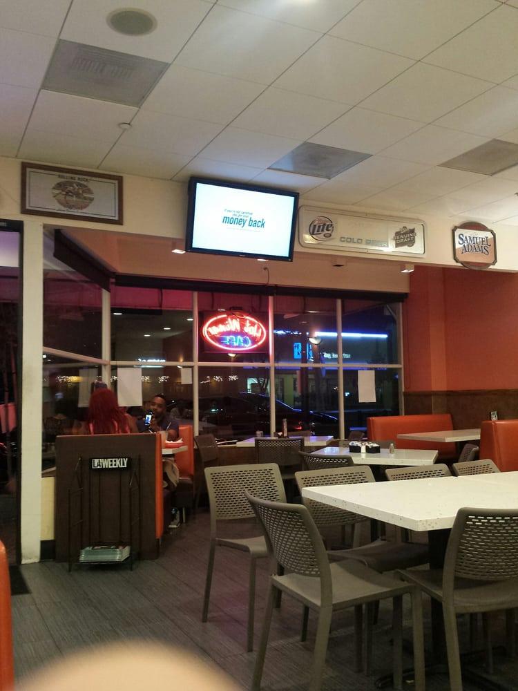 Hot Wings Cafe Glendale Ca