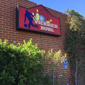 On the Grid : Pickwick Bowl