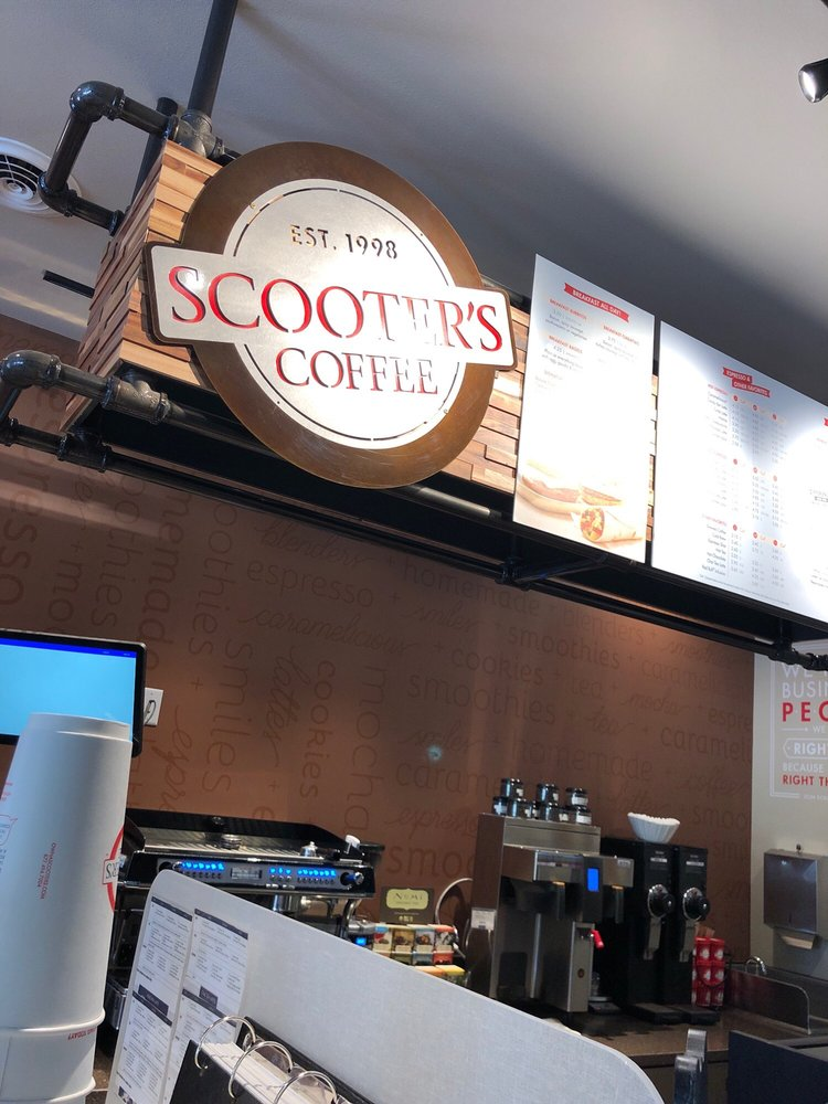 Scooter's Coffee: 3850 Eglin St, Rapid City, SD