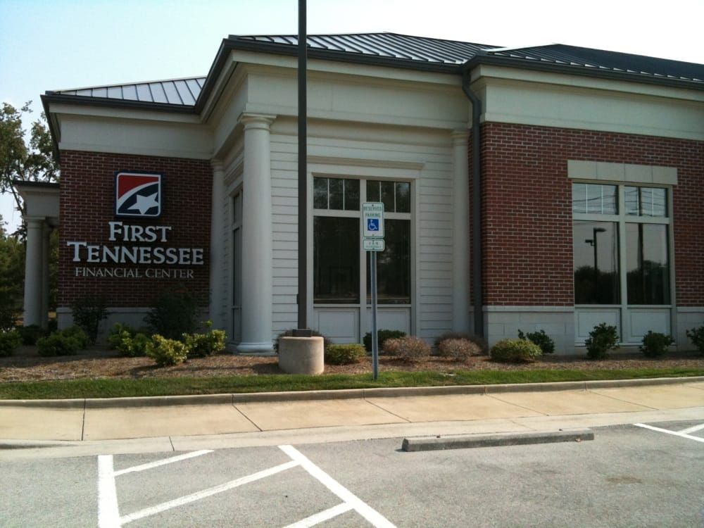 first tennessee bank contact us