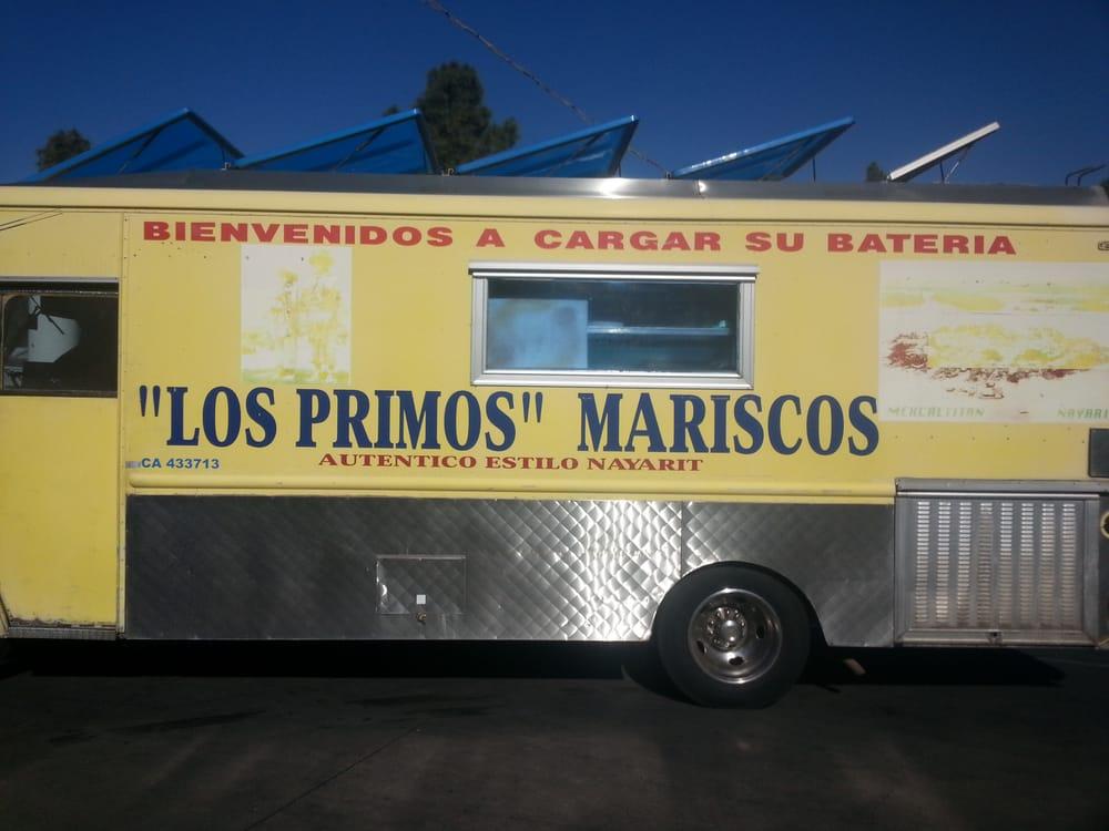 Los Primos Seafood Restaurant