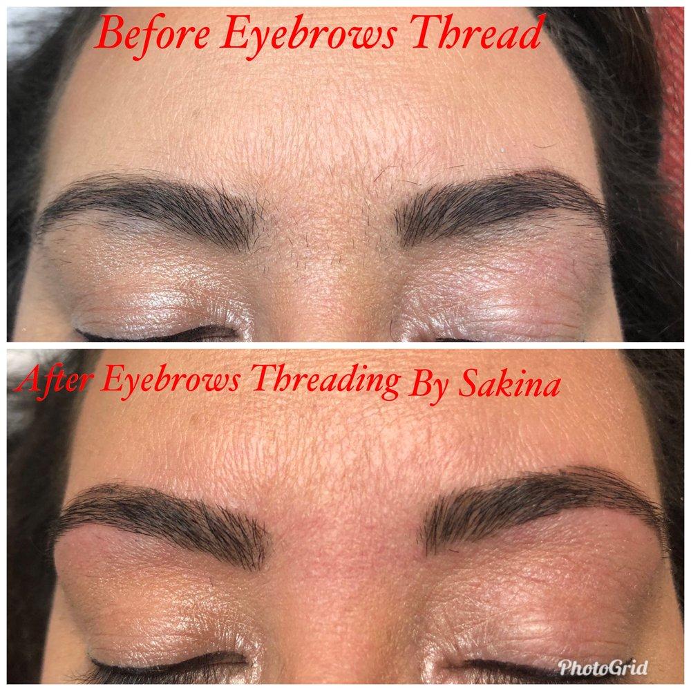 Eyebrow Threading By Sakina 41 Photos Threading Services 12835