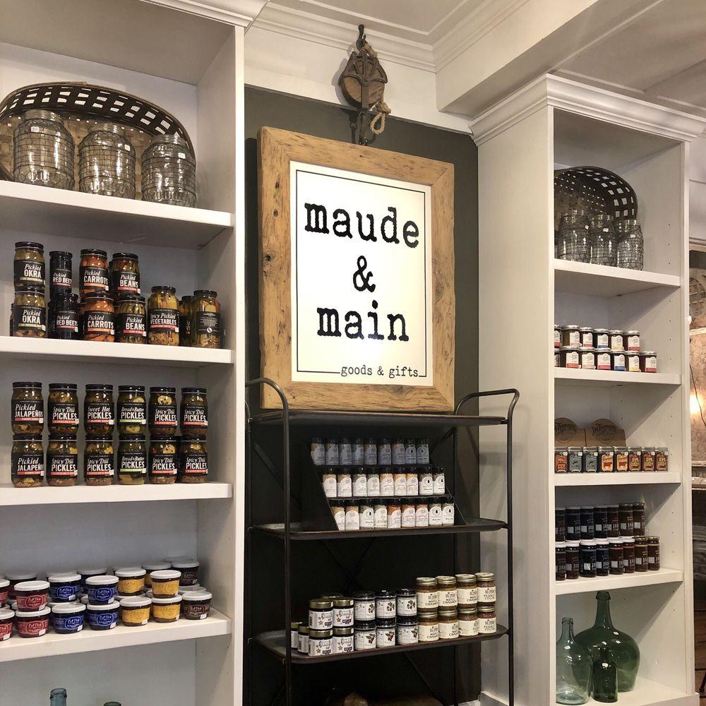 Maude & Main: 1023 Main St 1, Honesdale, PA