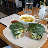 photo of living kitchen raleigh nc united states living burrito with pea - Living Kitchen Raleigh