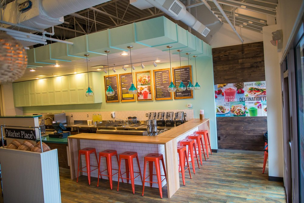 Tropical Smoothie Cafe: 3200 E Highway 412 E, Siloam Springs, AR