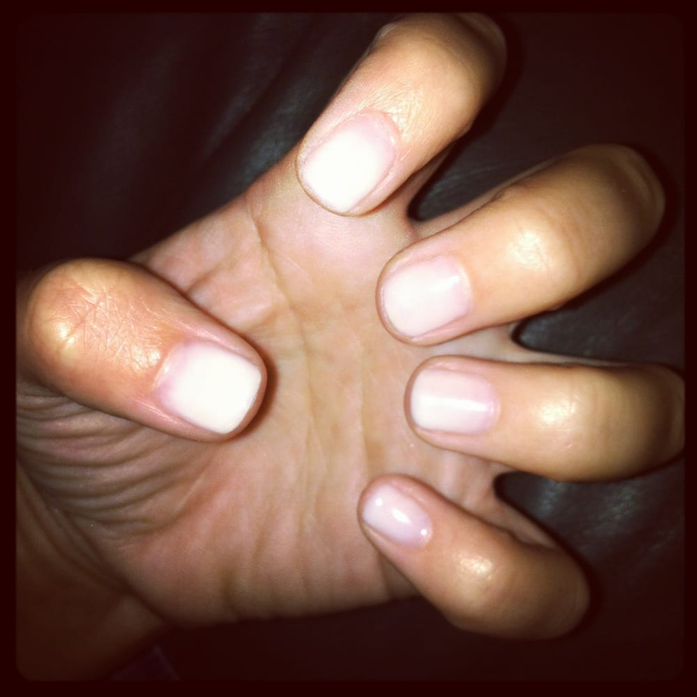 Photo Of Tiffany Nails Spa Oxford Mi United States Sheer White