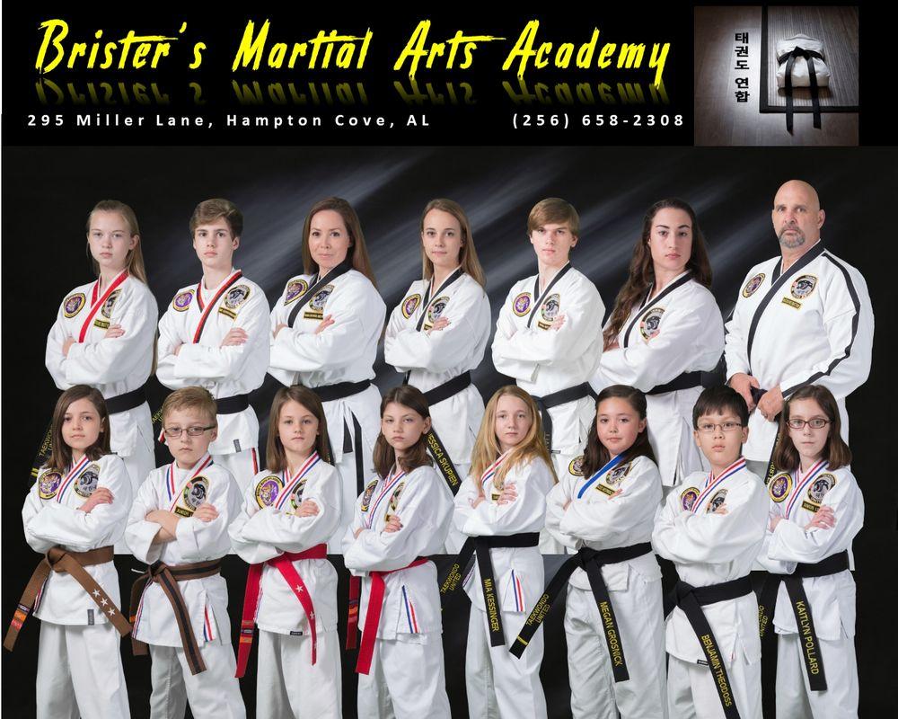 Brister's Martial Arts Academy: 295A Miller Ln, Hampton Cove, AL