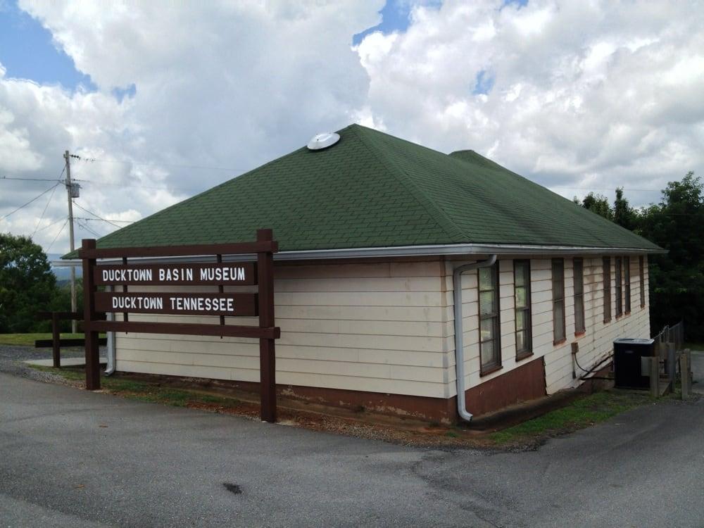 Ducktown Basin Museum: 212 Burra Burra St, Ducktown, TN