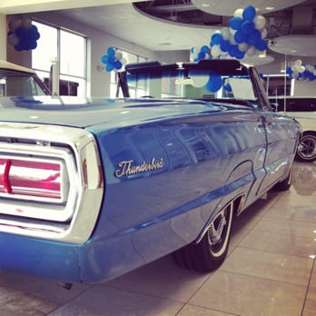 Photo Of Mooresville Ford   Mooresville, NC, United States. Beautifully  Restored Thunderbird On