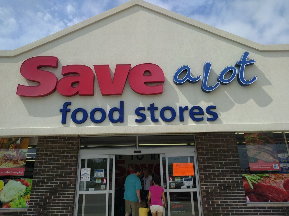 Save A Lot: 5916 E State Rd 10, Roselawn, IN
