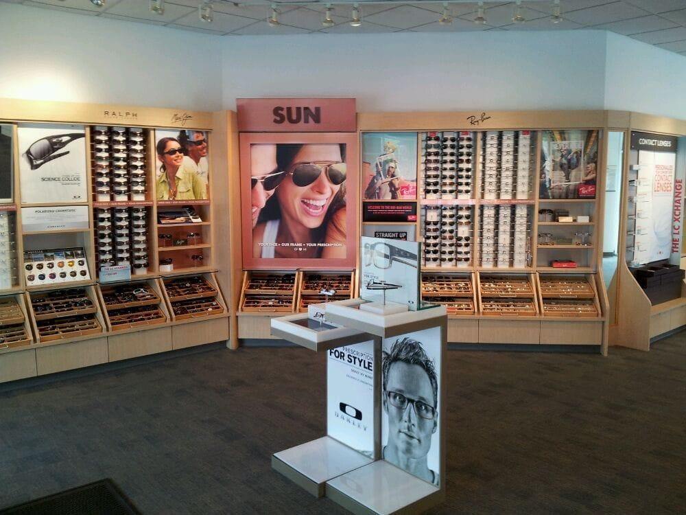 Eyeglass Frame Repair Lexington Ky : LensCrafters - Eyewear & Opticians - 2160 Sir Barton Way ...