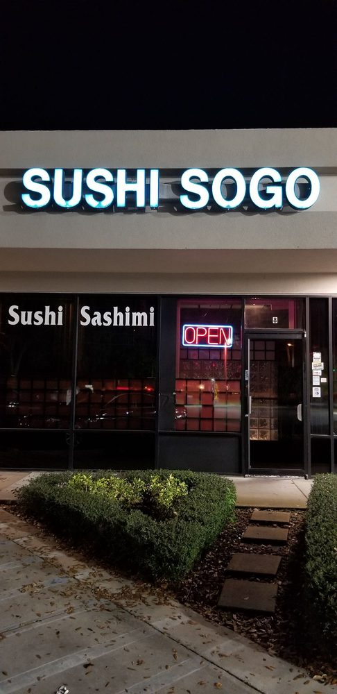Sushi Sogo Japanese Restaurant - 2019 All You Need to Know
